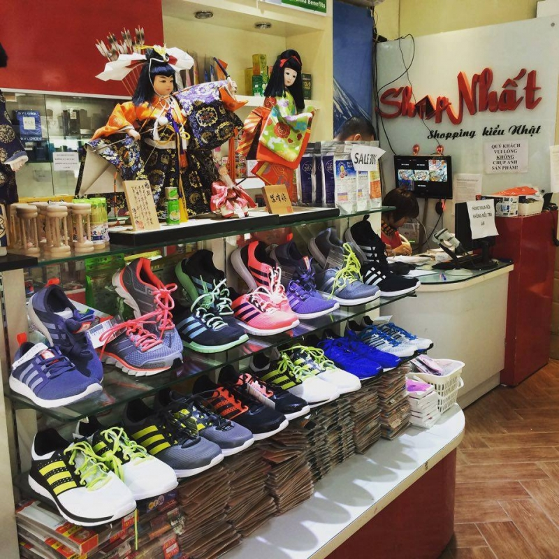 Một góc Shop Nhất