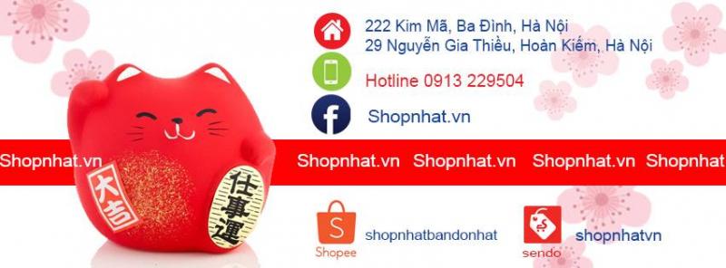 Shop Nhất là địa chỉ hàng Nhật uy tín ở Hà Nội