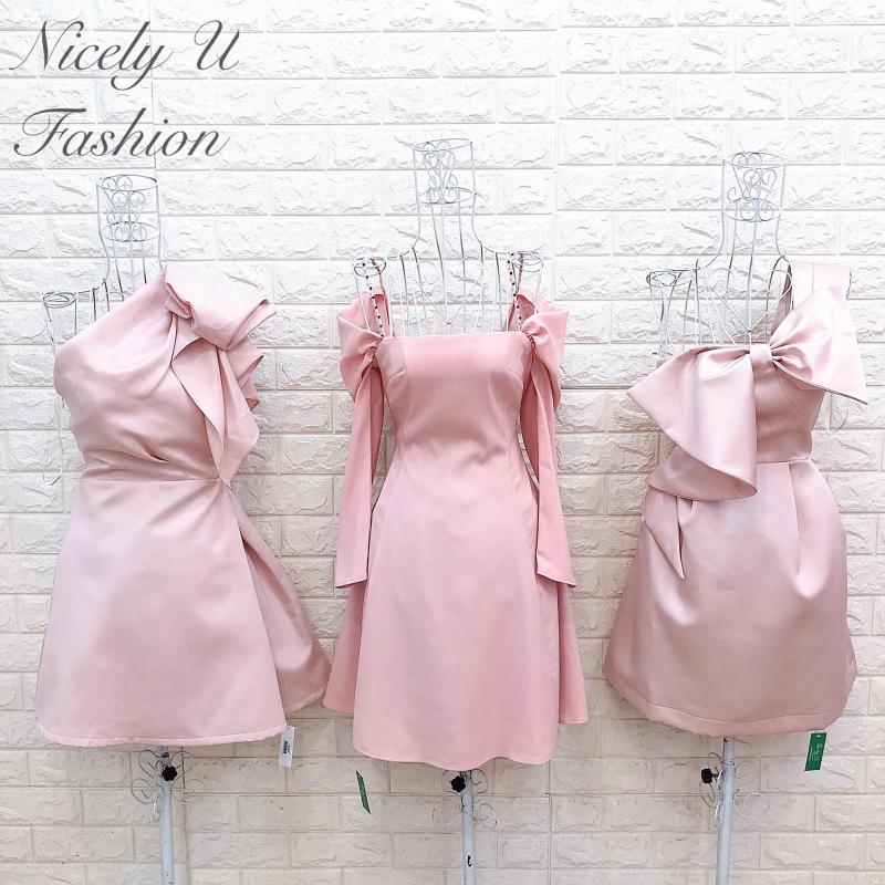 Shop Nicely U chuyên cung cấp các loại váy đầm dạ hội, đi tiệc sang trọng