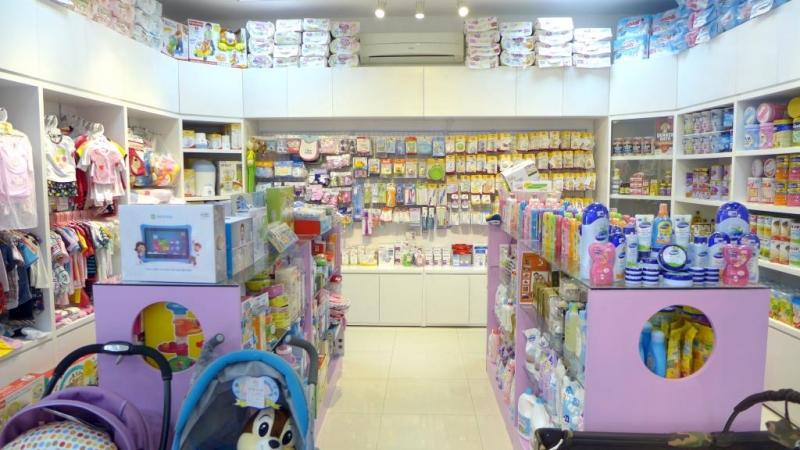 Shop Ong Vàng là địa chỉ mua sắm đồ cho mẹ và bé an toàn và chất lượng