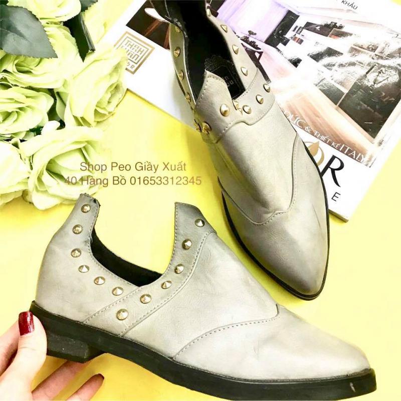 Top 9 shop bán giày nữ đẹp ở quận Hoàn Kiếm, Hà Nội