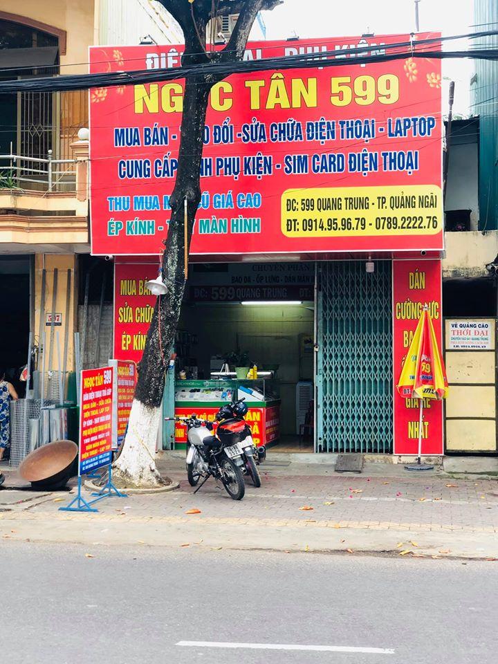 Shop Phụ Kiện 599 Quang Trung