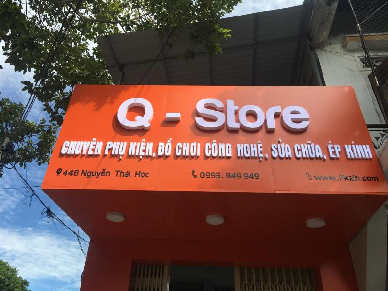Shop phụ kiện Q-Store