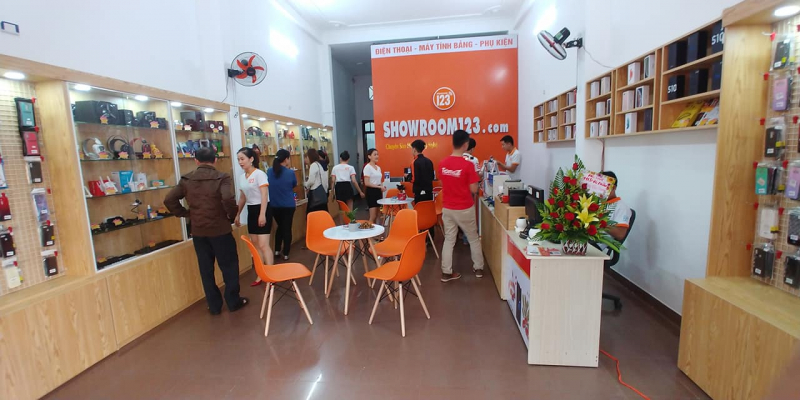 Shop phụ kiện Showroom123.vn