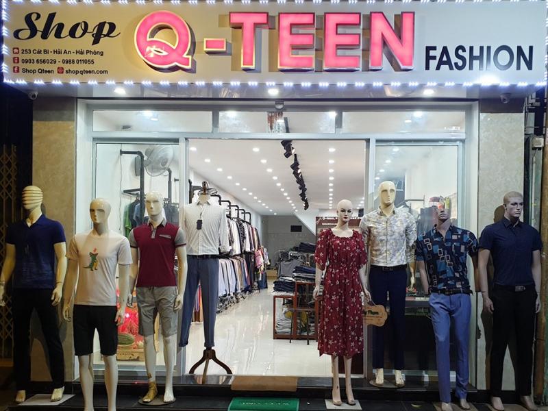 Nếu bạn đang theo đuổi phong cách lịch lãm như một quý ông, hay đam mê về mẫu hình lịch sự trong những trang phục vest thì shop Qteen là nơi mà bạn không nên bỏ qua