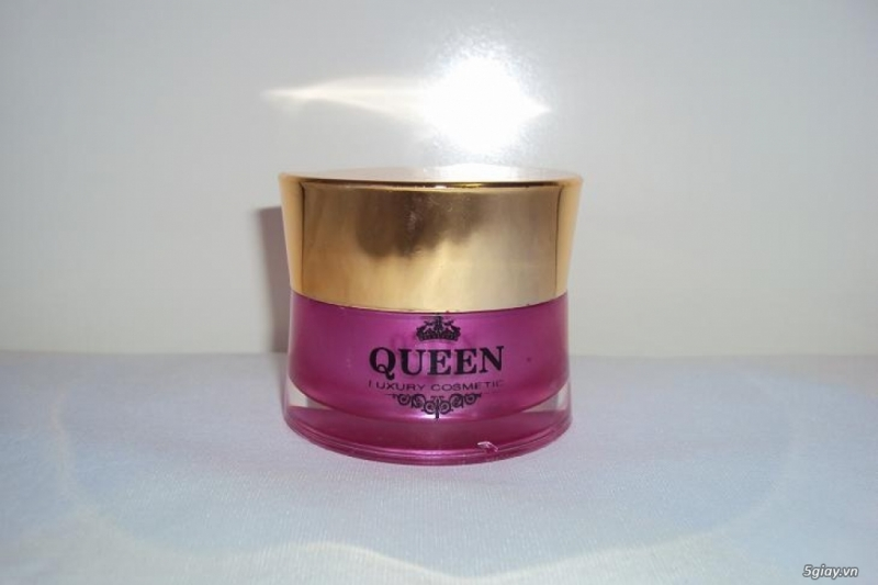 Sản phẩm dưỡng da tại shop Queen Beauty