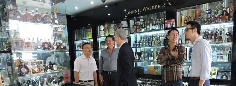 Sản phẩm rượu tại shop rượu Ánh Linh