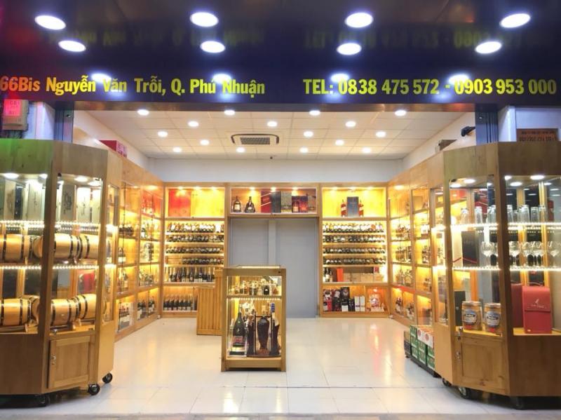 Shop rượu Phương Trang