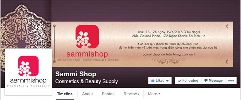 Shop Sammi