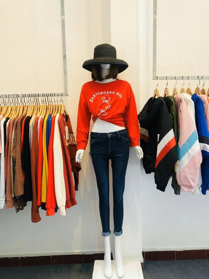 Đây là shop quần áo đa phong cách đang được nhiều bạn trẻ tại đây yêu thích