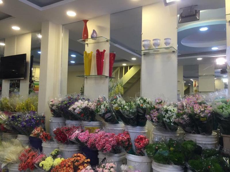shop hoa Tâm Huy ngoài việc bán lẻ hoa thì shop còn cung cấp hoa với số lượng sỉ rất lớn