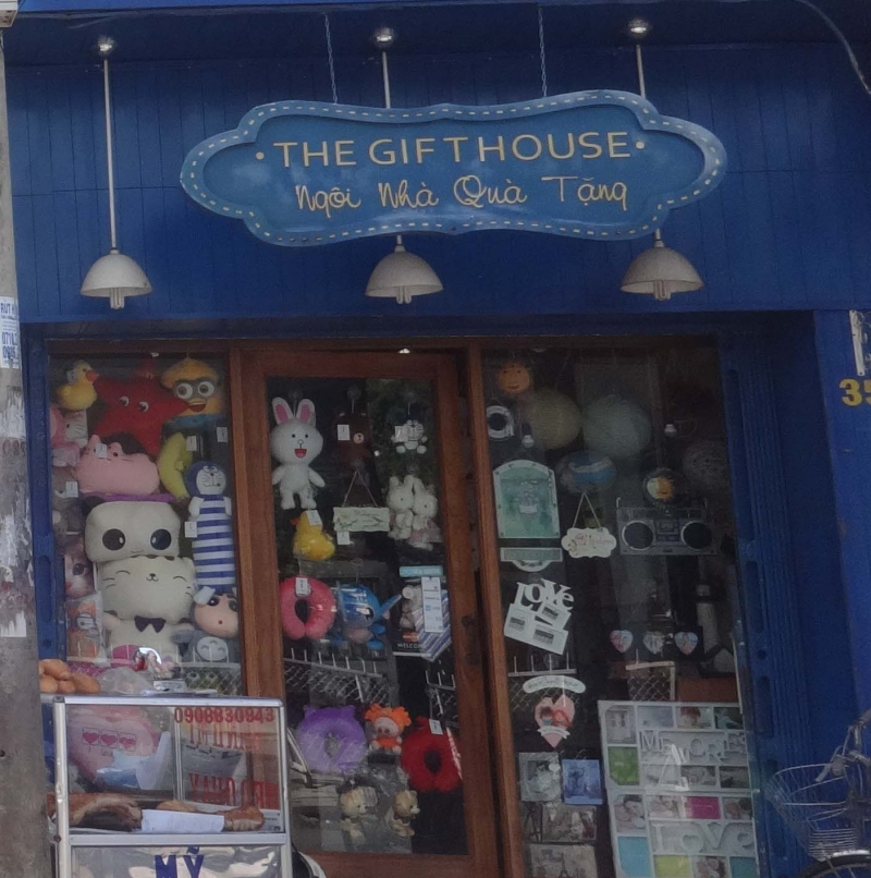 The Gifl House