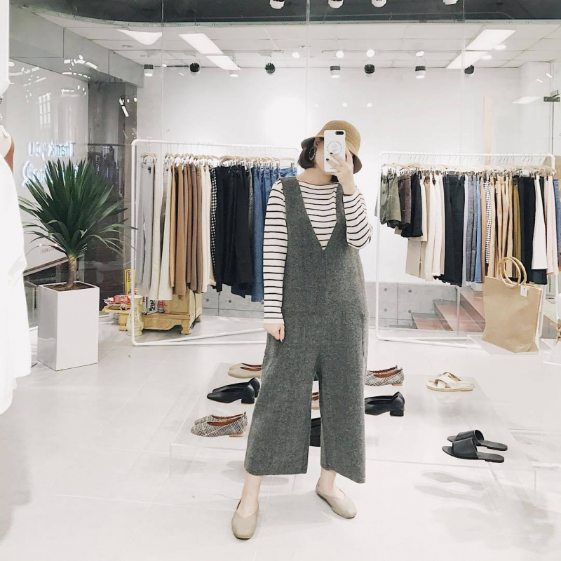 Top 9 Shop thời trang chuẩn style Hàn Quốc mùa thu đông ở Hà Nội