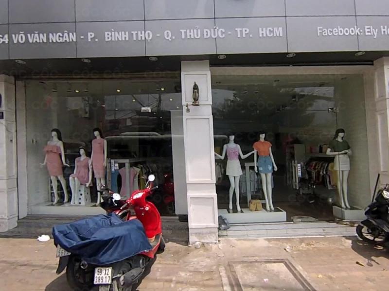 Shop Thời Trang Ely
