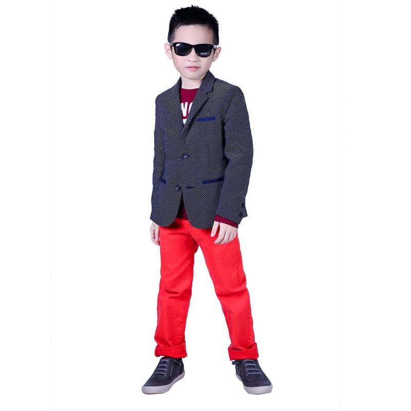 Thời trang cho bé trai lịch lãm, sang trọng