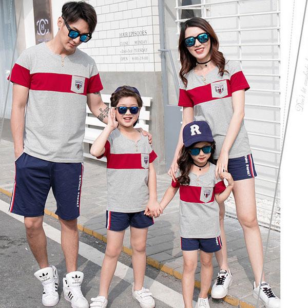 Những chiếc áo gia đình đáng yêu