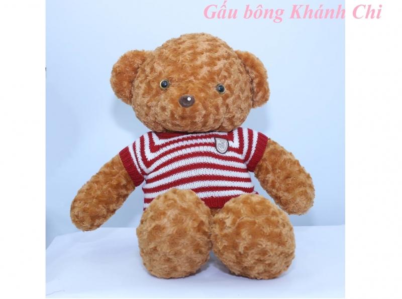 Các sản phẩm gấu bông tại shop Khánh Chi đều có mẫu mã, màu sắc và kích cỡ đa dạng