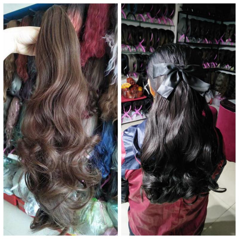 Shop tóc giả Saly