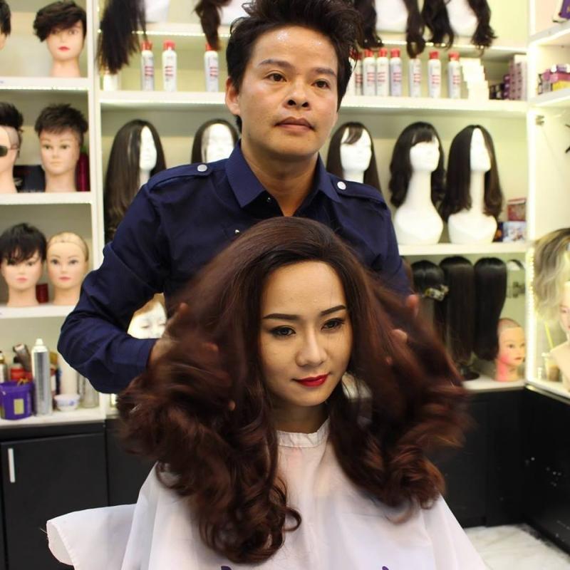 Tóc Sài Gòn luôn bắt kịp xu hướng trong tạo kiểu tóc (Nguồn: Sưu tầm)