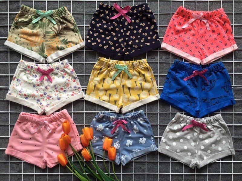 Quần shorts cho mùa hè.