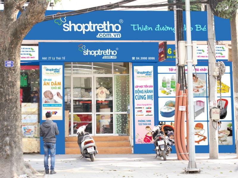 Shop Trẻ Thơ