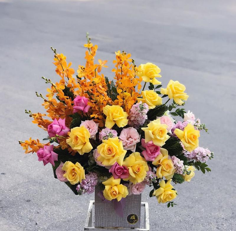 Shop Tuấn flowers