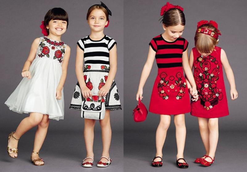Váy thời trang trẻ em tại shop Ukids
