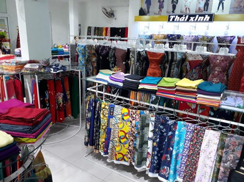 Shop vải thời trang Thái Xinh - 23 Cô Giang