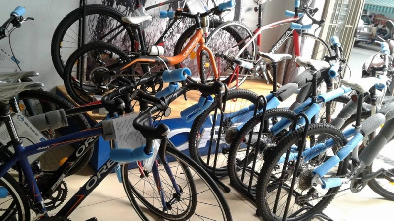 Shop xe đạp thể thao Châu Âu