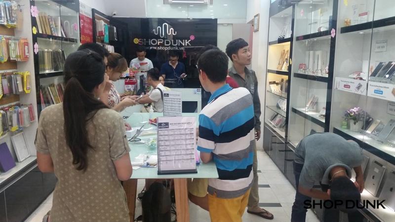 ShopDunk Thái Hà: 143 Thái Hà – Đống Đa – Hà Nội