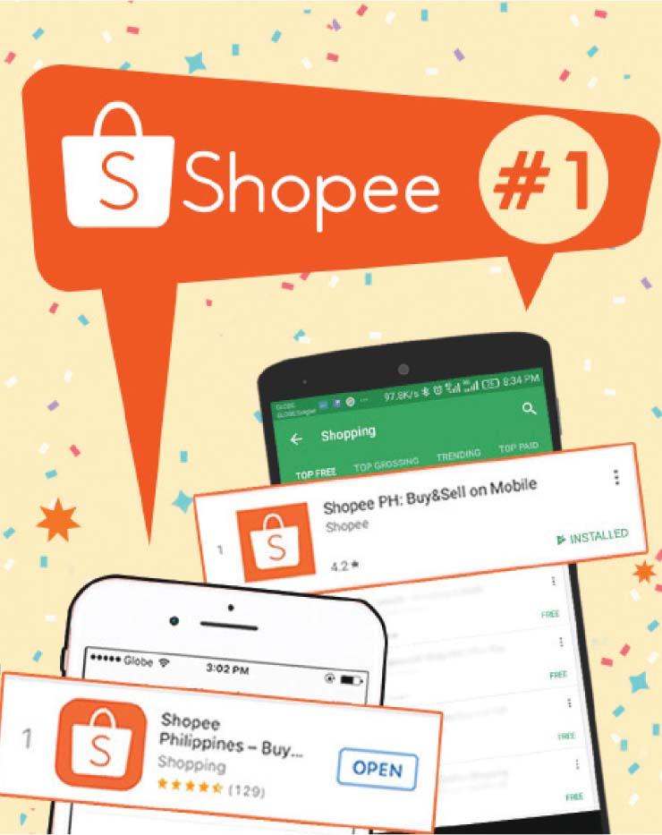 Website của Shopee
