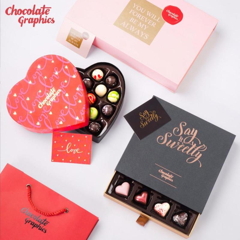 Showroom Chocolate Graphics