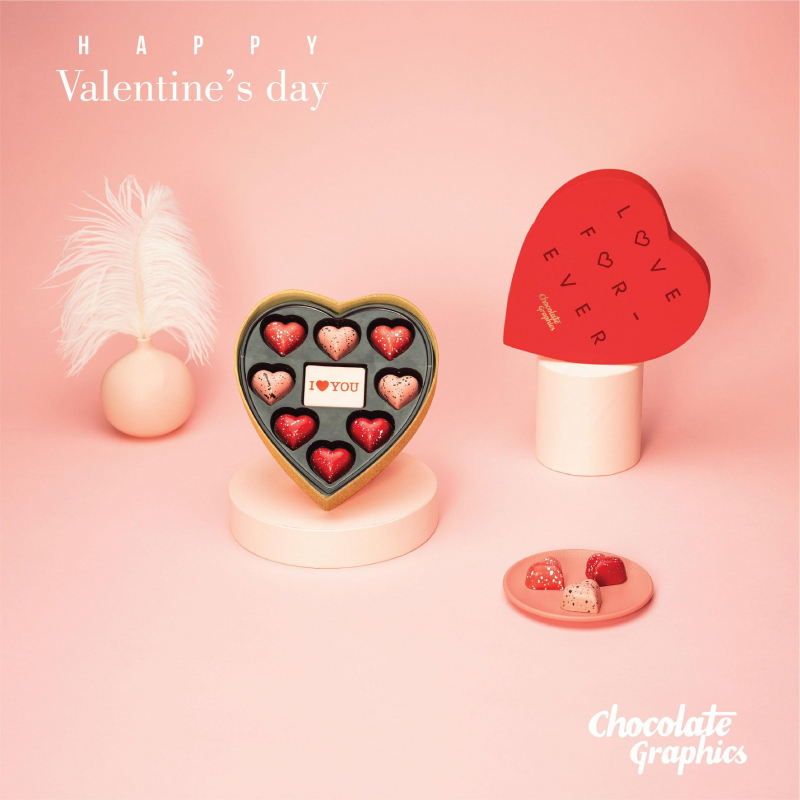 Sản phẩm của Chocolate Graphics.
