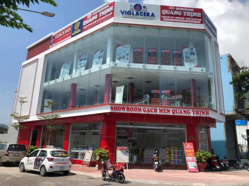 Showroom Gạch Men Quang Thịnh