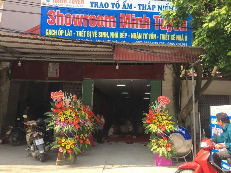 Showroom Minh Tuyến