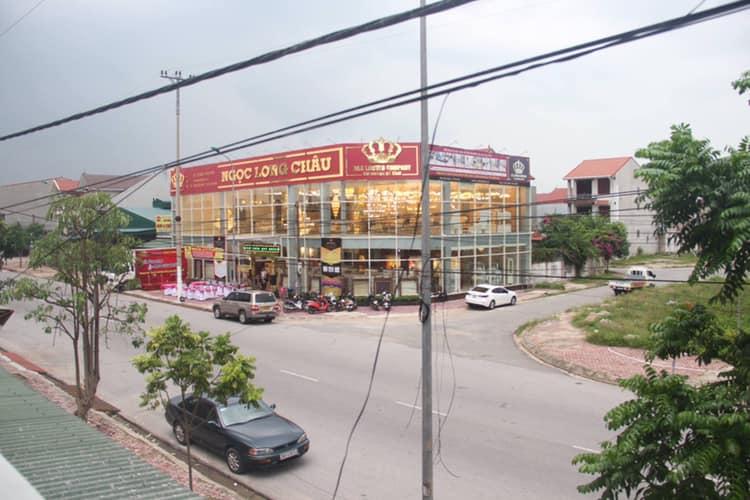 Showroom Ngọc Long Châu