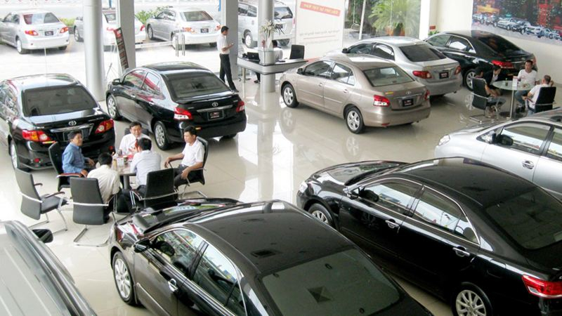 Top 9 showroom ô tô chính hãng uy tín nhất Đắk Lắk