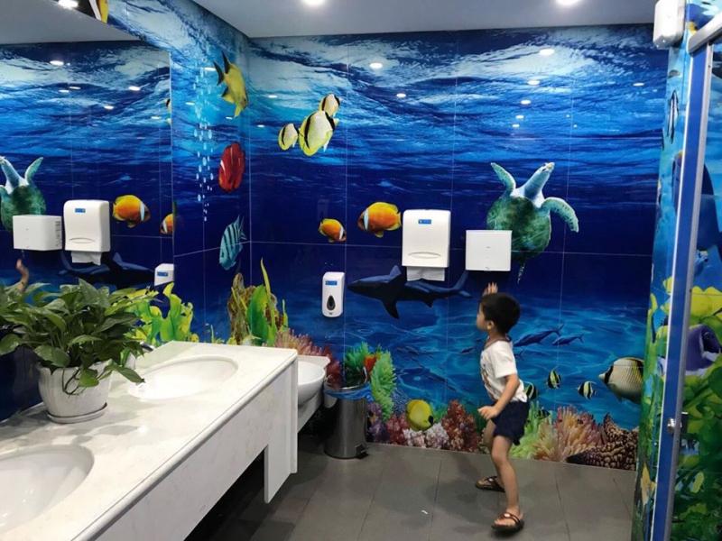 Showroom Sơn Hà