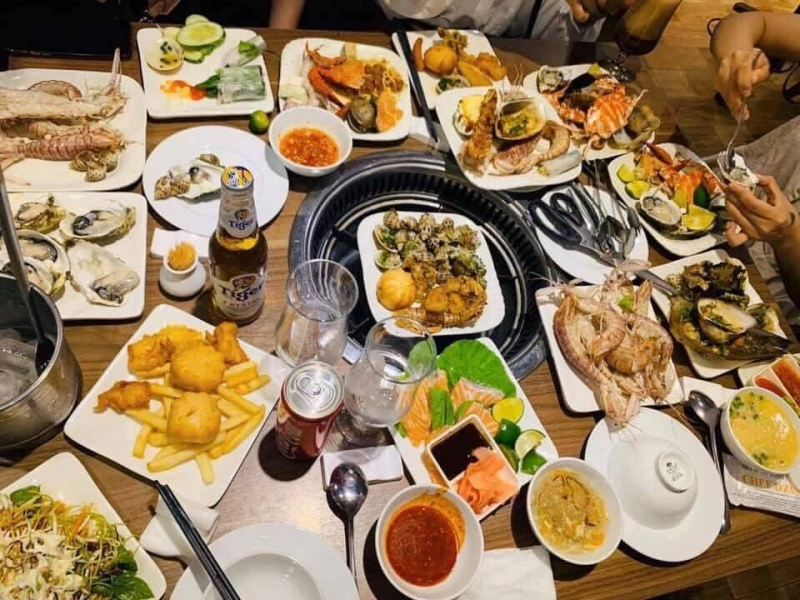 Lẩu tại Siamchang