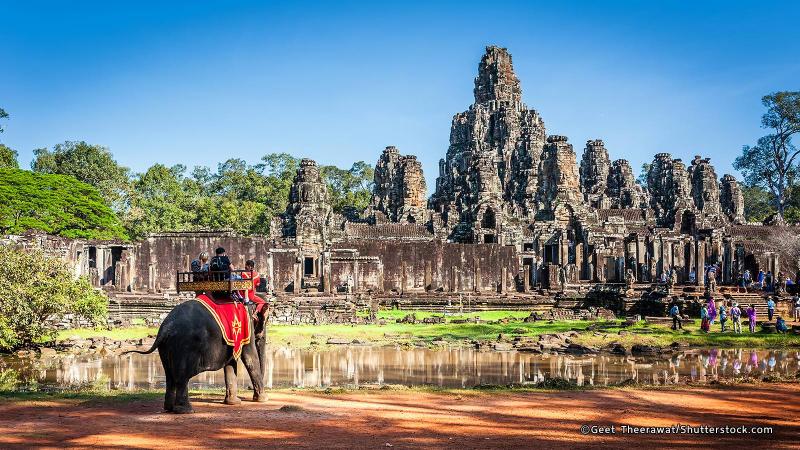 SiemReap - Campuchia