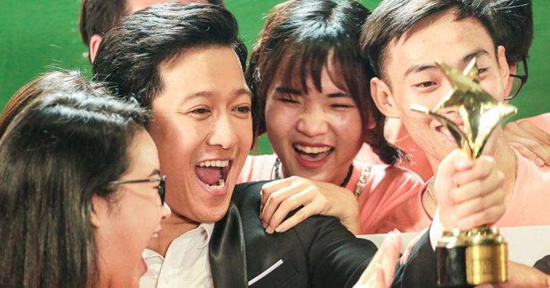 Trường Giang trong vai Thế Sơn - một ngôi sao nổi tiếng