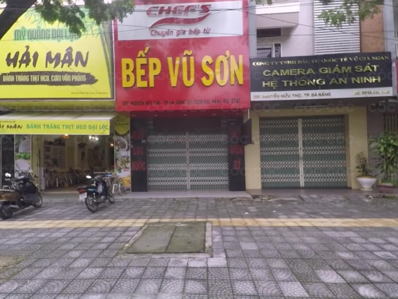Bếp Vũ Sơn