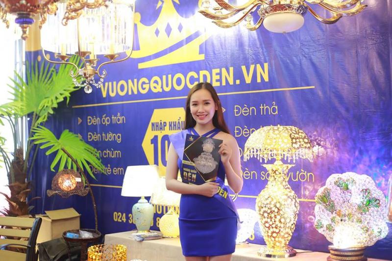 Siêu thị đèn trang trí Vuongquocden.vn