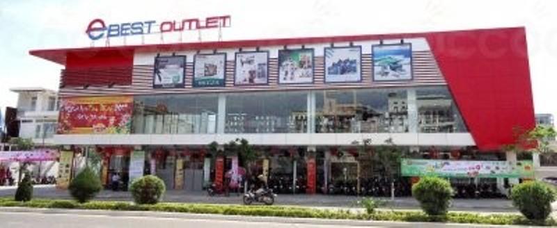 Siêu thị điện máy Ebest Outlet Đà Nẵng