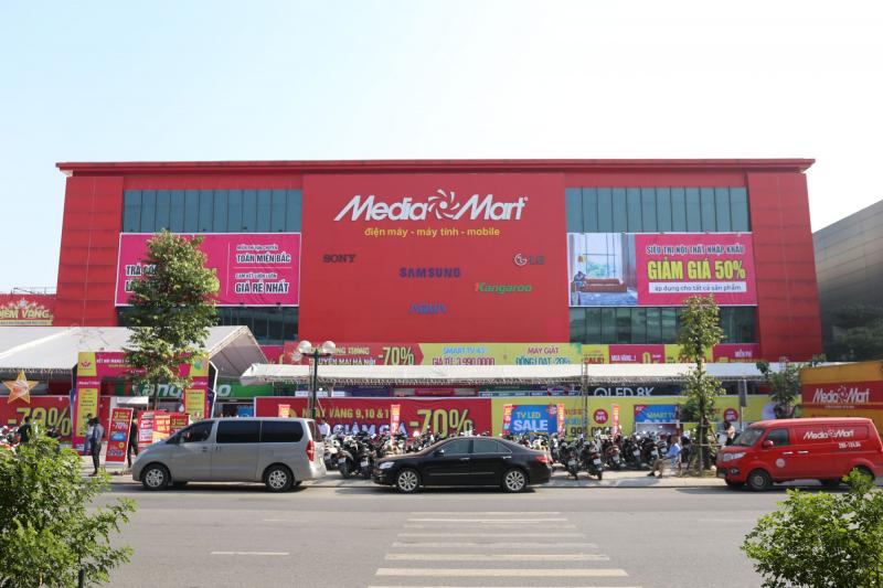 Siêu thị điện máy Media Mart