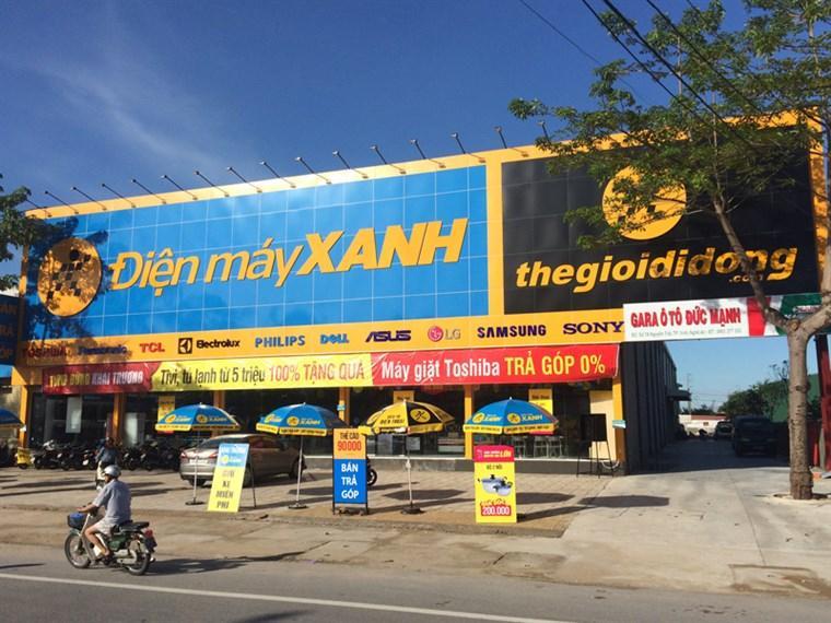 Điện máy Xanh Nguyễn Trãi