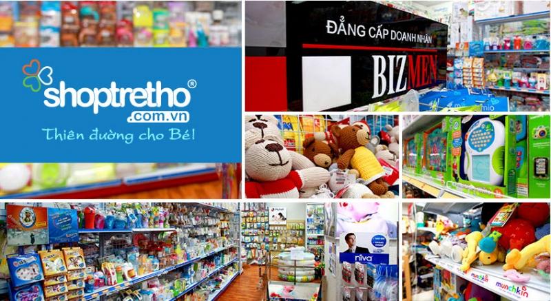 Shop Trẻ Thơ - thiên đường cho bé