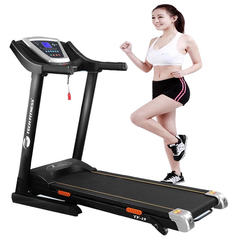 máy chạy bộ điện Tech Fitness TF-19