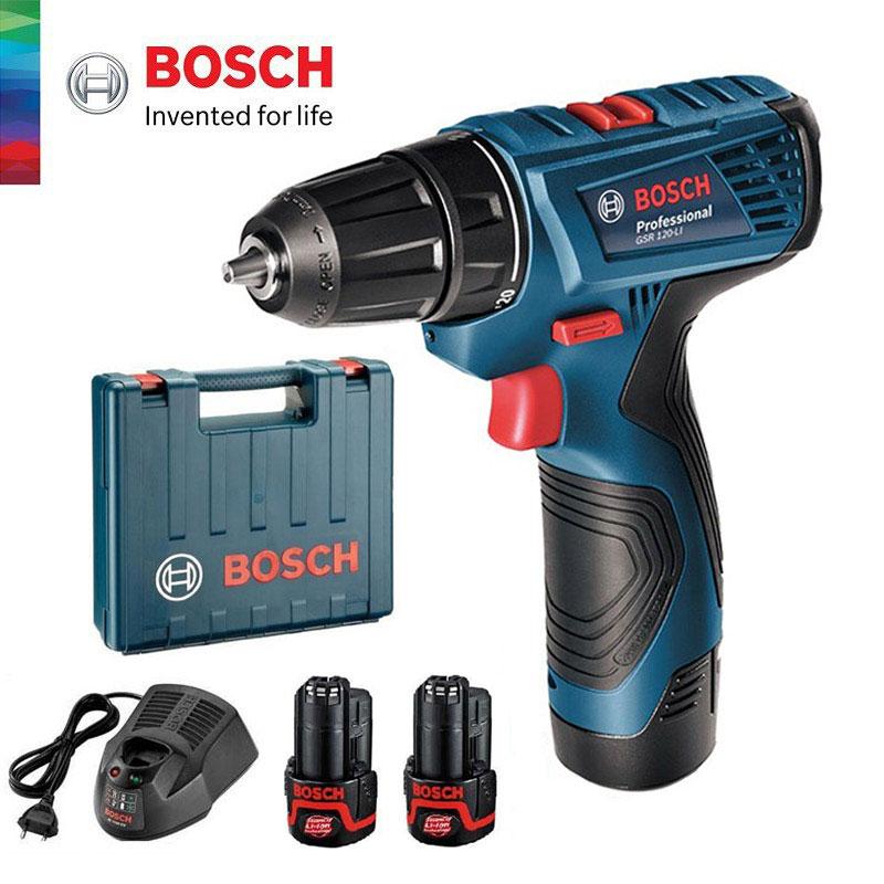 Máy khoan Bosch tại siêu thị Fix Mart