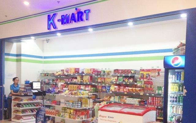 Siêu thị K-Mart có mặt ở nhiều nơi trên địa bàn Hà Nội